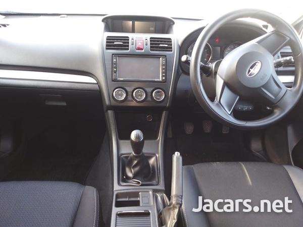Subaru Impreza 1,6L 2012-9