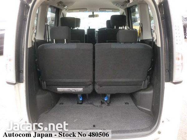 Nissan Serena 2,0L 2014-5