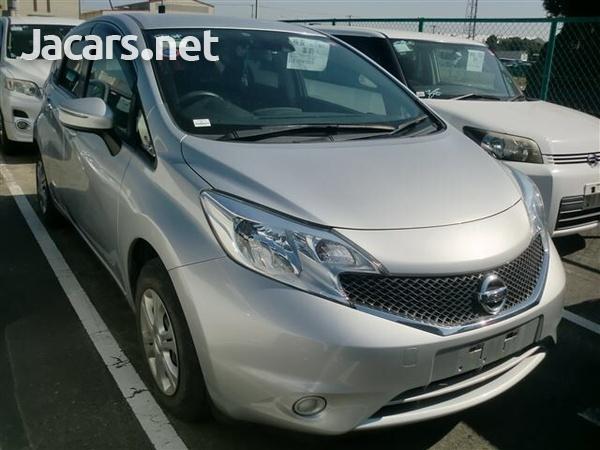 Nissan Note 1,5L 2015-11