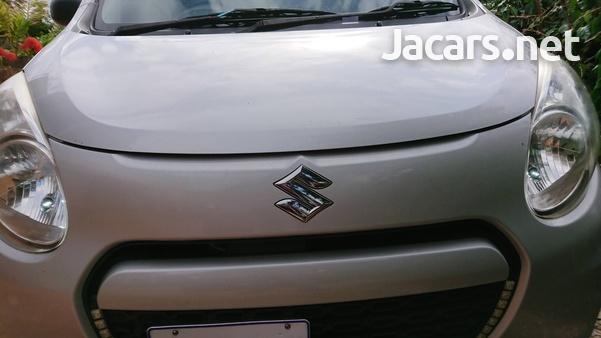 Suzuki Alto 0,6L 2014-12