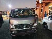 Nissan Caravan 3,5L 2015
