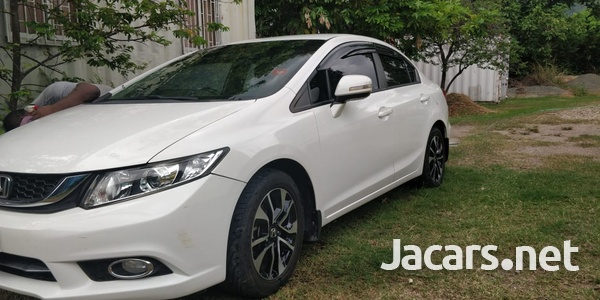 Honda Civic 0,5L 2014-1