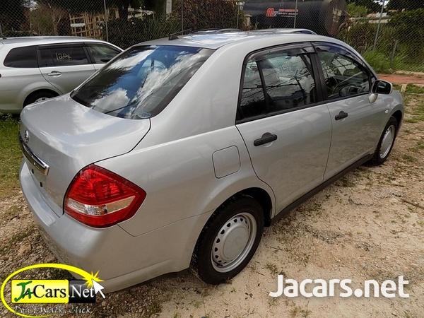 Nissan Tiida 1,4L 2013-2