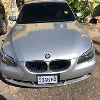 BMW 5-Series 2,5L 2007