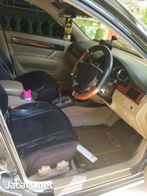 Chevrolet Optra 2,2L 2005-6