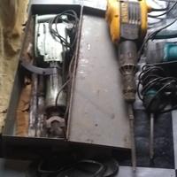Jackhammer/ hilti rental 3 sizes