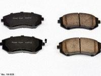 Power Stop 16-929 Ceramic Front Brake Pad for US Spec Impreza