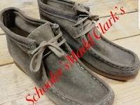 wallabee clarks boots
