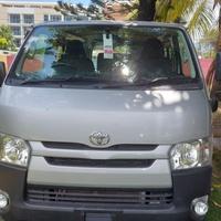 2017 Toyota Hiace fullyloaded