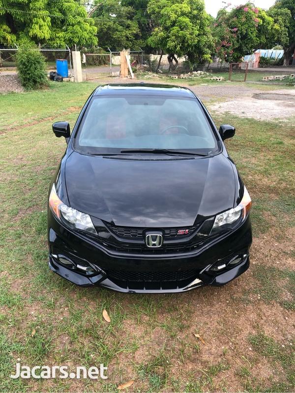 Honda Civic 2,4L 2014-3