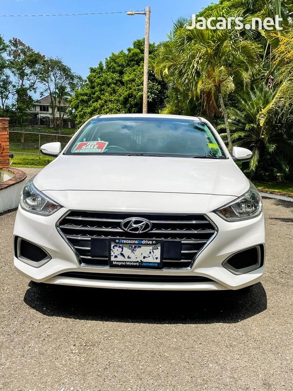 Hyundai Accent 1,5L 2019-2