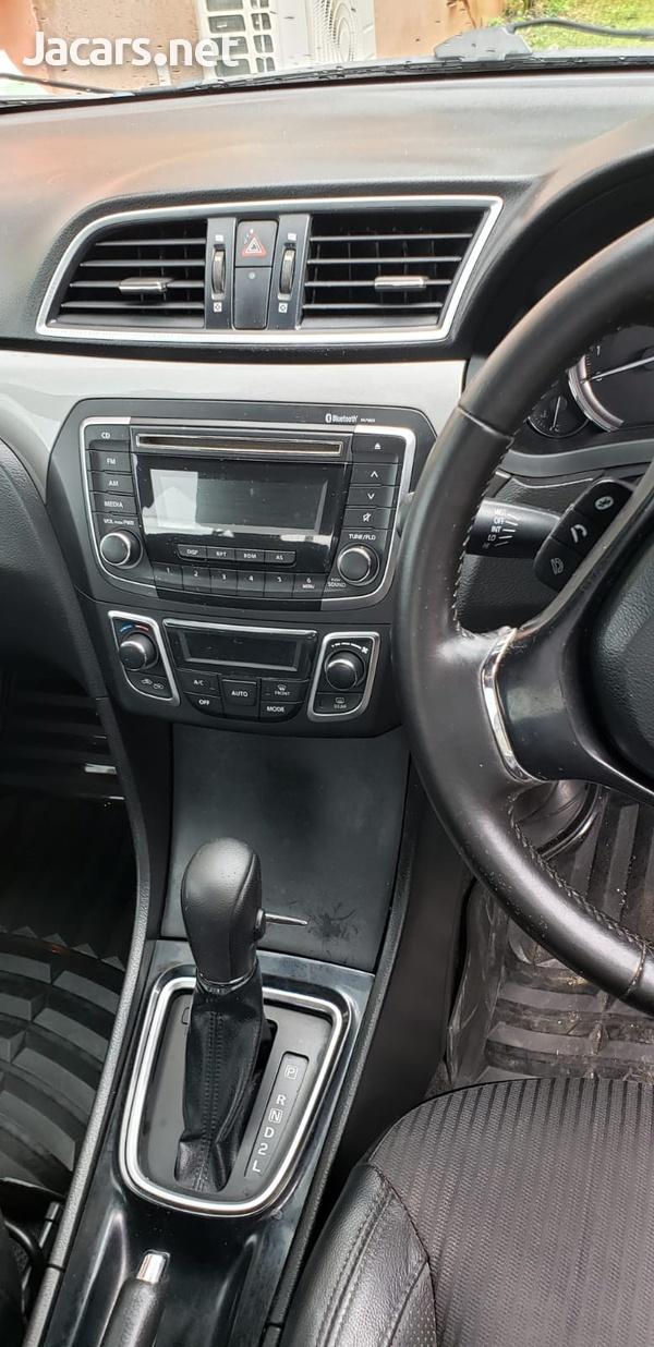 Suzuki Ciaz 1,5L 2015-6