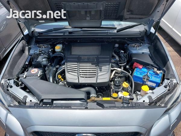 Subaru WRX 2,0L 2016-8