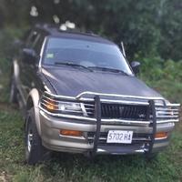 Mitsubishi Montero Sport 3,0L 1998