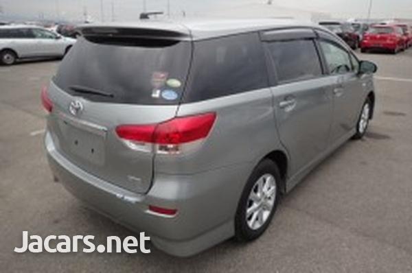 Toyota Wish 0,8L 2010-4