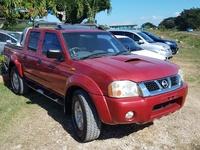 Nissan Frontier 2,4L 2004