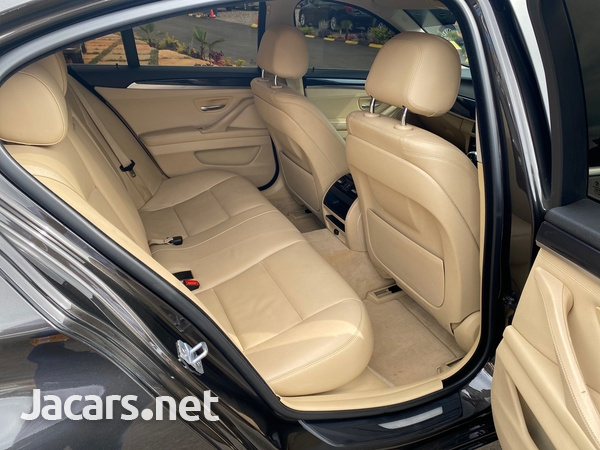 BMW 5-Series 2,0L 2013-10