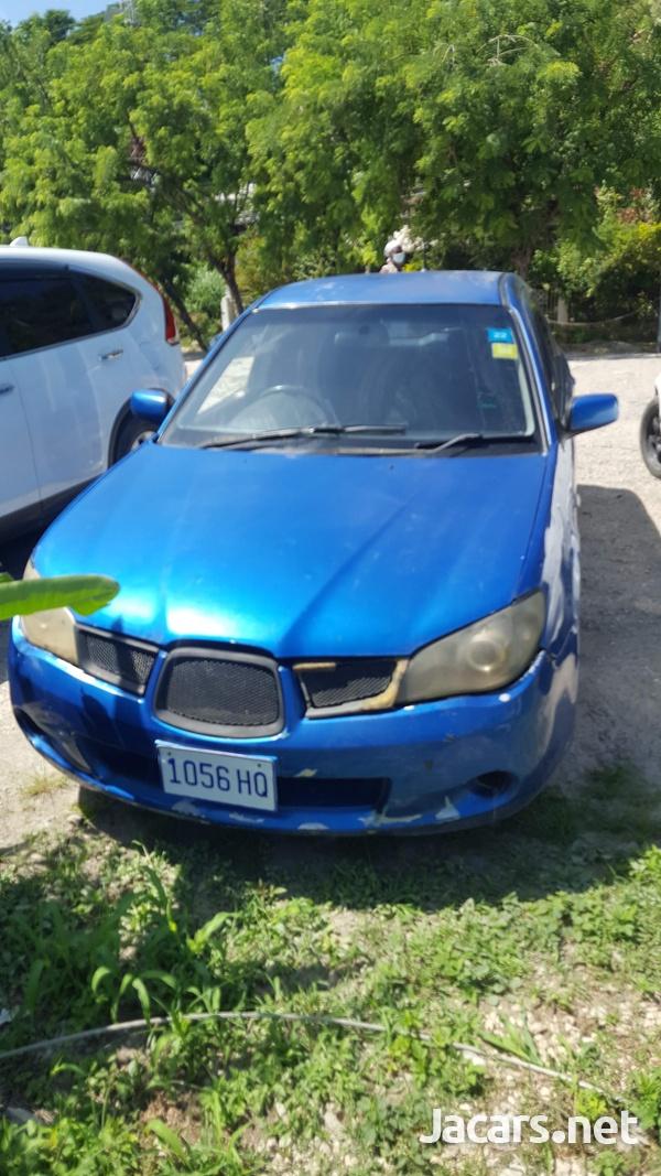 Subaru Impreza 2,5L 2006-6