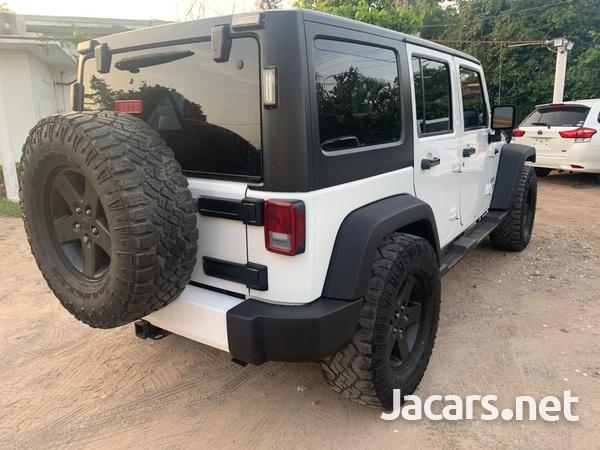 Jeep Wrangler Sport Unlimited 3,6L 2015-4