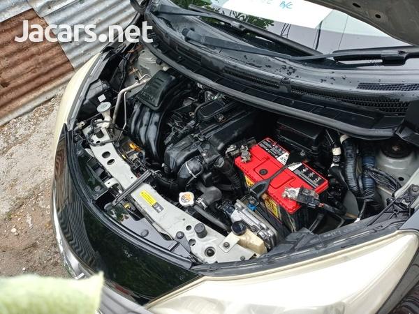 Nissan Note 0,6L 2013-11