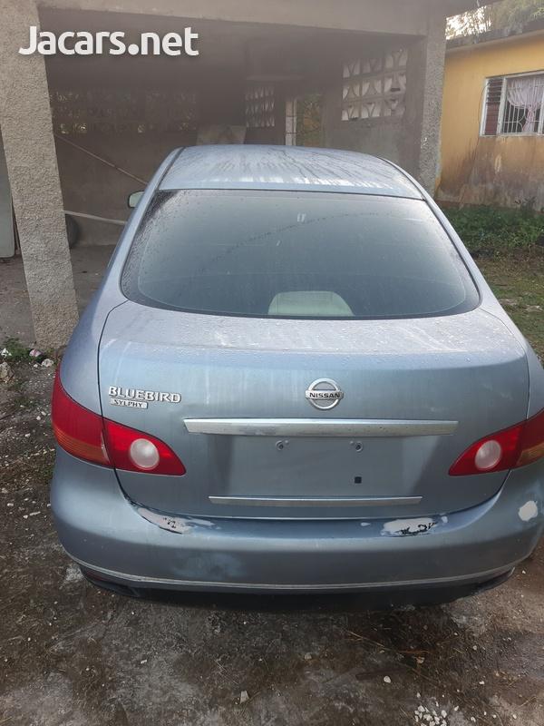 Nissan Bluebird 2,0L 2005-7