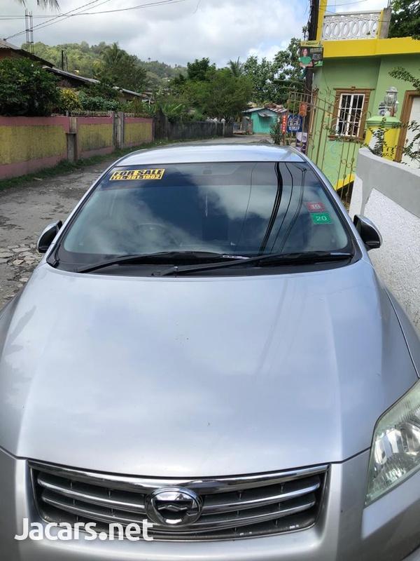 Toyota Axio 1,4L 2012-3