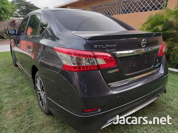 Nissan Sylphy 1,7L 2015-3