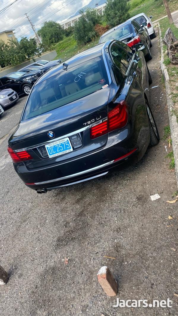 BMW 7-Series 3,0L 2015-3