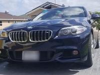 BMW 5-Series 2,0L 2015