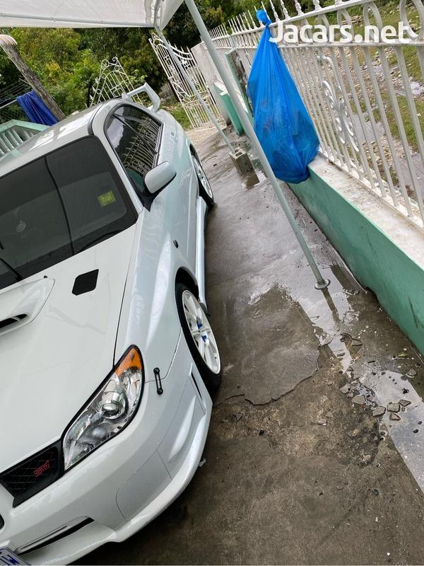 Subaru WRX STI 2,5L 2006-4