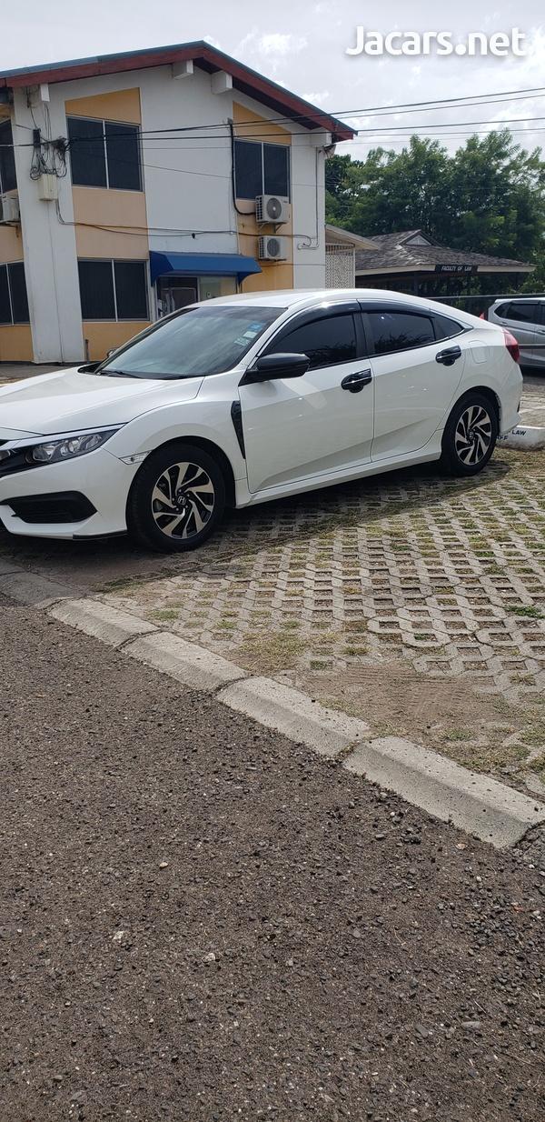 Honda Civic 1,6L 2017-2