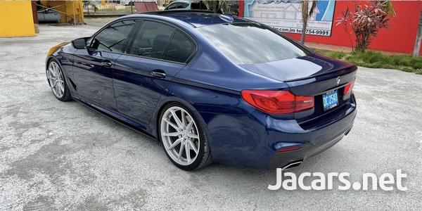 BMW 5-Series 3,0L 2019-2