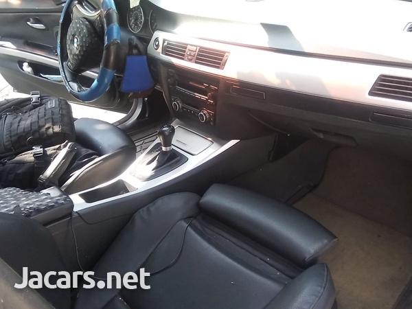BMW 3-Series 2,4L 2007-7