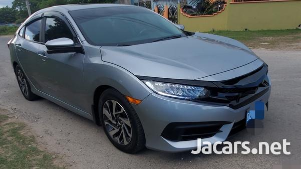 Honda Civic 2,0L 2016-3