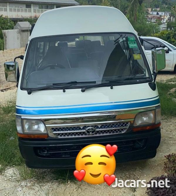 Toyota Hiace Bus 2000-2