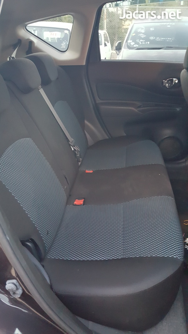 Nissan Note 1,5L 2014-8