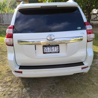 Toyota Land Cruiser Prado 3,0L 2015