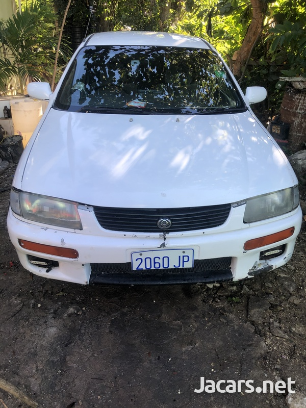 Mazda Familia Electric 1996-3
