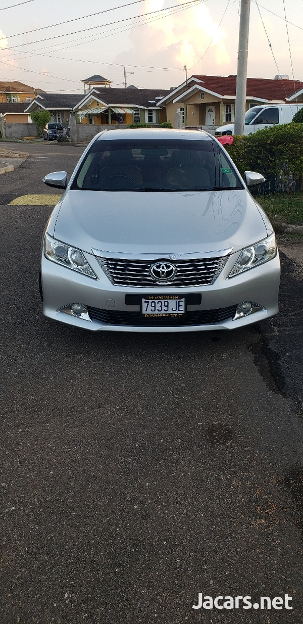 Toyota Camry 2,0L 2013-2