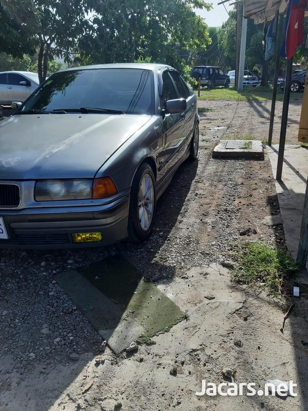 BMW 3-Series 1,8L 1995-12