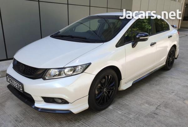 Honda Civic 1,6L 2016-1