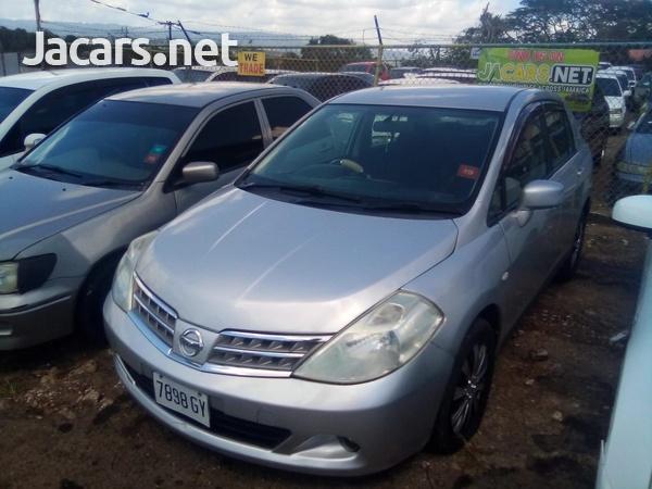 Nissan Tiida 1,3L 2009-3