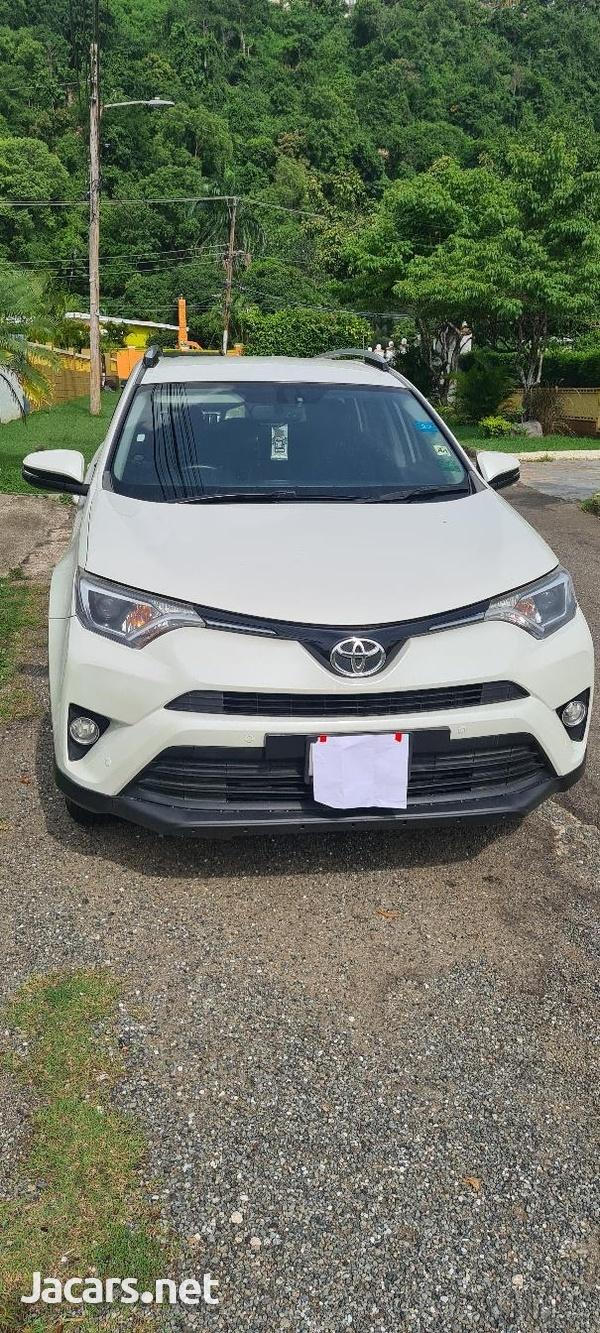 Toyota RAV4 1,9L 2016-1