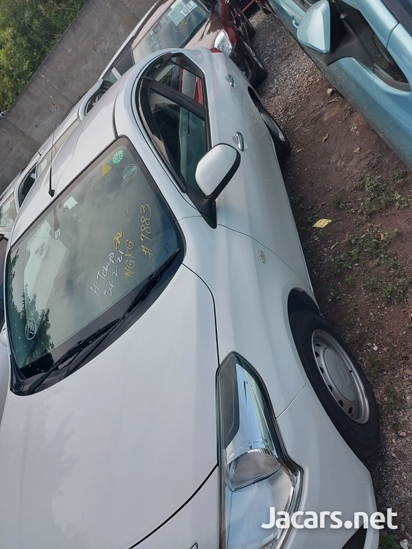 Nissan Latio 1,5L 2016-5