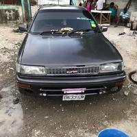 Toyota Corolla 0,4L 1989