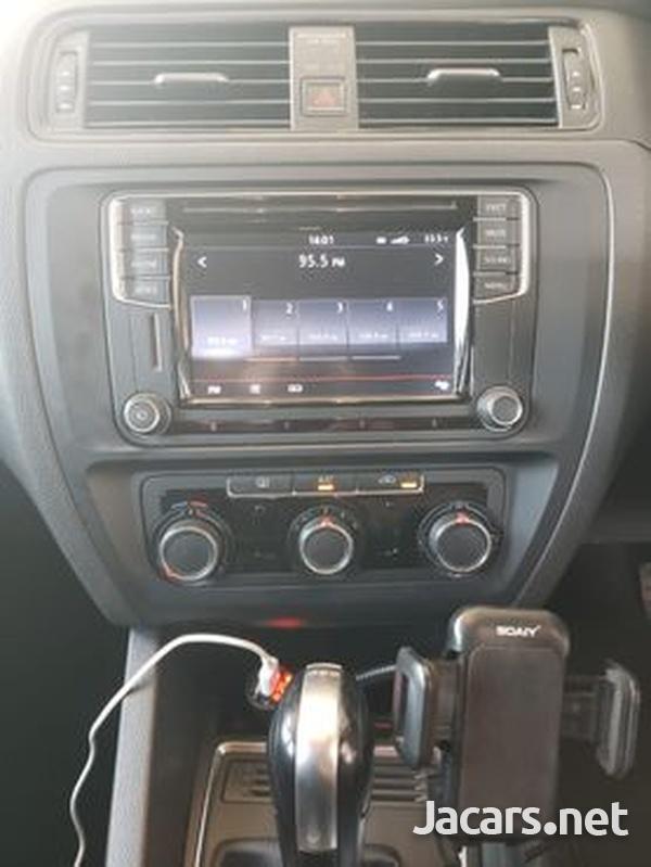 Volkswagen Jetta 1,4L 2017-2