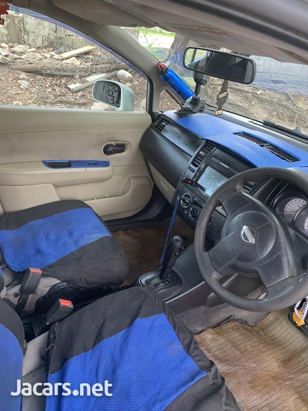 Nissan Tiida 1,5L 2008-11