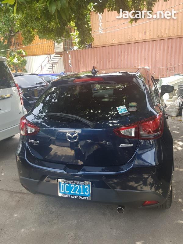 Mazda Demio 1,5L 2017-5