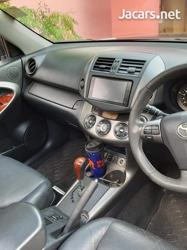 Toyota Vanguard 2,2L 2012-8