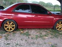 Subaru WRX 2,0L 2007